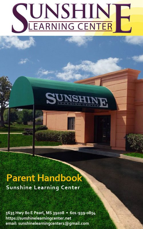 2017-Sunshine-Learning-Center-Parents-Handbook-Web-01